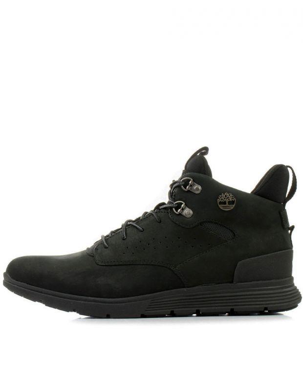 TIMBERLAND Killington Mid Hiker Boots All Black - A1SZ8 - 1