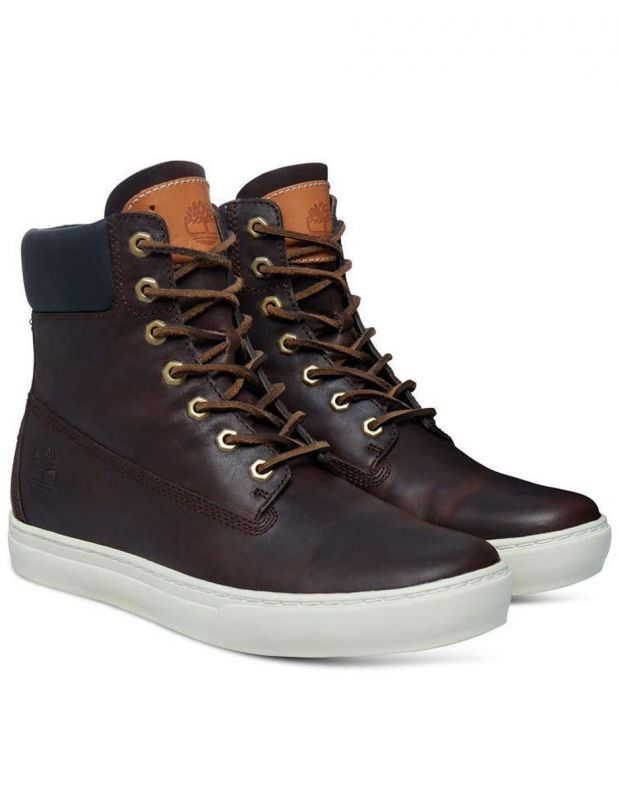 TIMBERLAND Newmarket II Cup Boots Brown - A1870 - 2