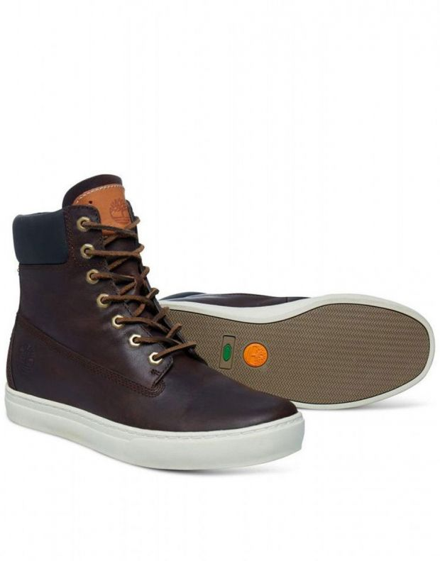 TIMBERLAND Newmarket II Cup Boots Brown - A1870 - 4
