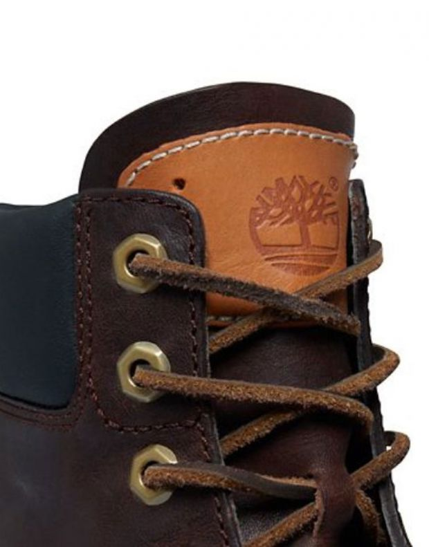 TIMBERLAND Newmarket II Cup Boots Brown - A1870 - 6