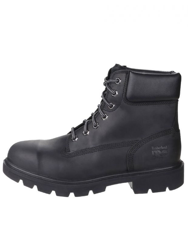 TIMBERLAND Pro Safety Steel Toe Cap Boots Black - A1I2A - 1