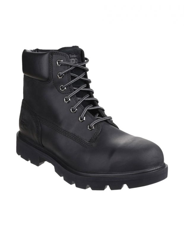 TIMBERLAND Pro Safety Steel Toe Cap Boots Black - A1I2A - 2