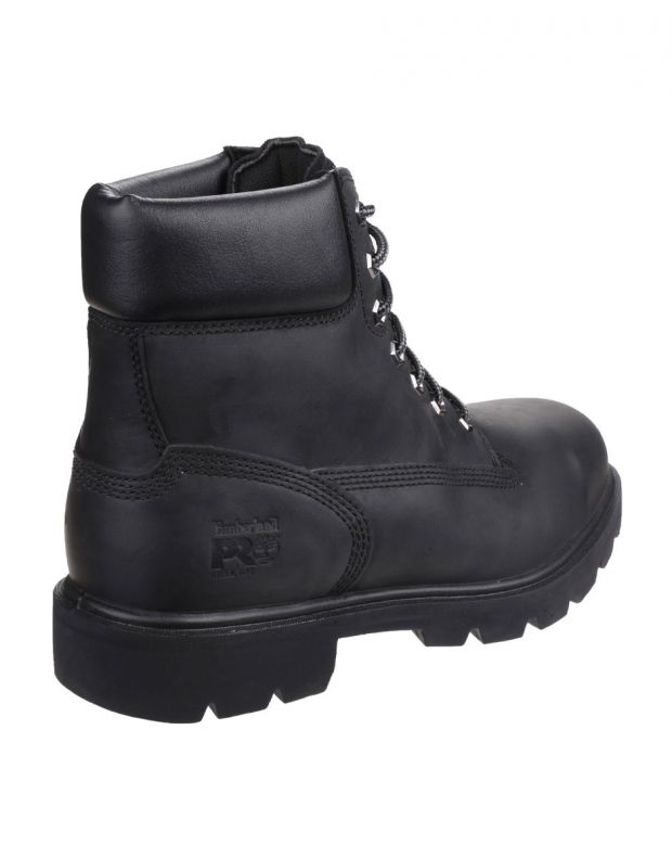 TIMBERLAND Pro Safety Steel Toe Cap Boots Black - A1I2A - 3