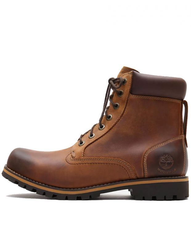 TIMBERLAND Rugged 6-Inch Waterproof Boots - 74134 - 1