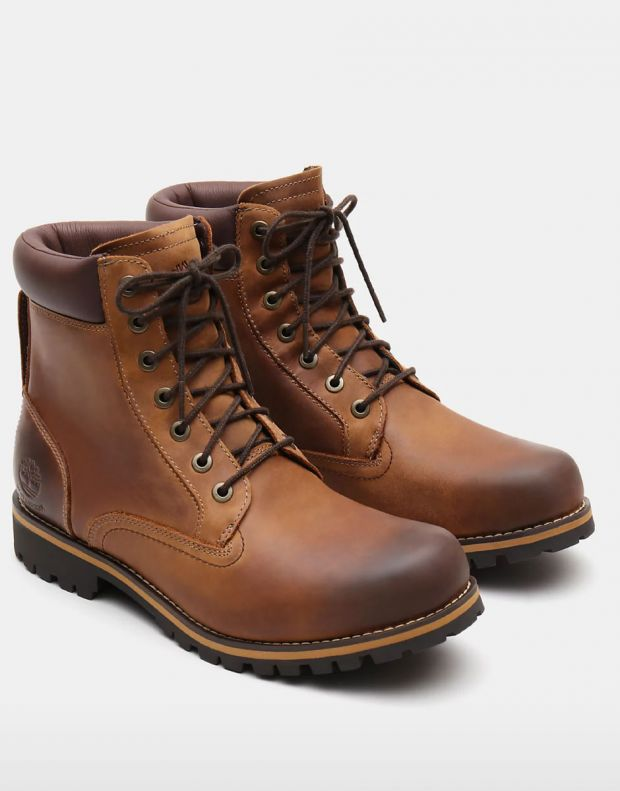 TIMBERLAND Rugged 6-Inch Waterproof Boots - 74134 - 2