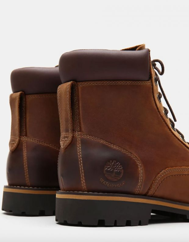 TIMBERLAND Rugged 6-Inch Waterproof Boots - 74134 - 3