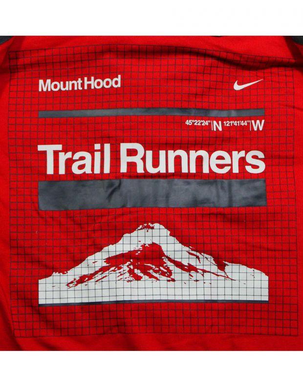 NIKE Trail Runner Padded Gilet Red - 8