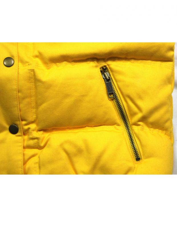 NIKE Trail Runner Padded Gilet Yellow - 4