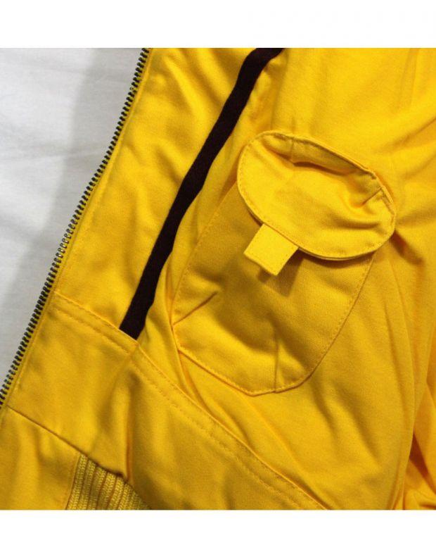 NIKE Trail Runner Padded Gilet Yellow - 6