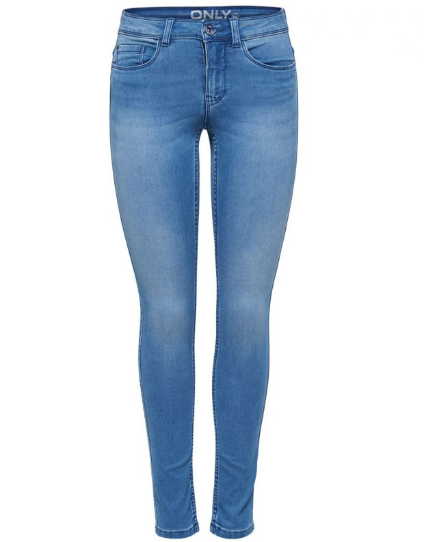 ONLY Ultimate Soft Reg Skinny Fit Jeans - 5