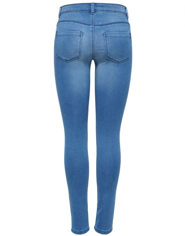 ONLY Ultimate Soft Reg Skinny Fit Jeans - 4