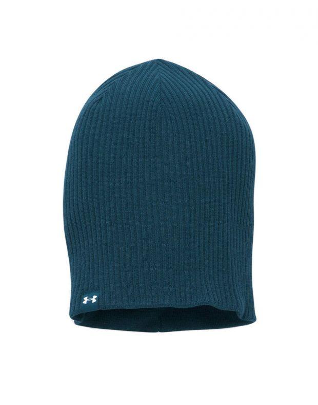 UNDER ARMOUR 4-in-1 Beanie Hat L.Grey - 1300077-041 - 4