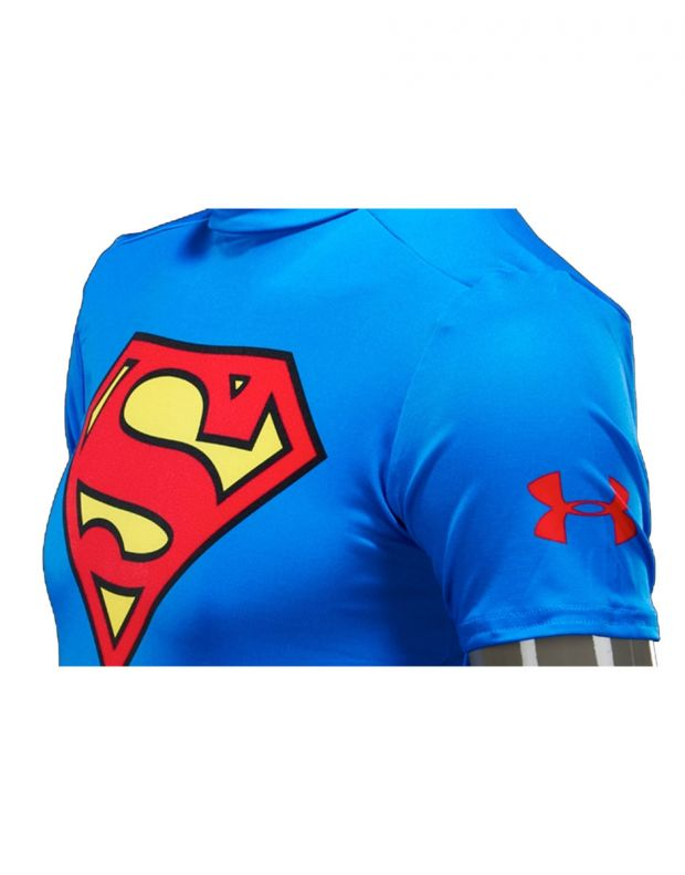 UNDER ARMOUR Alter Ego Superman Tee - 3
