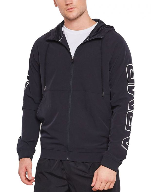 UNDER ARMOUR Baseline Woven Jacket - 1317413-001 - 1