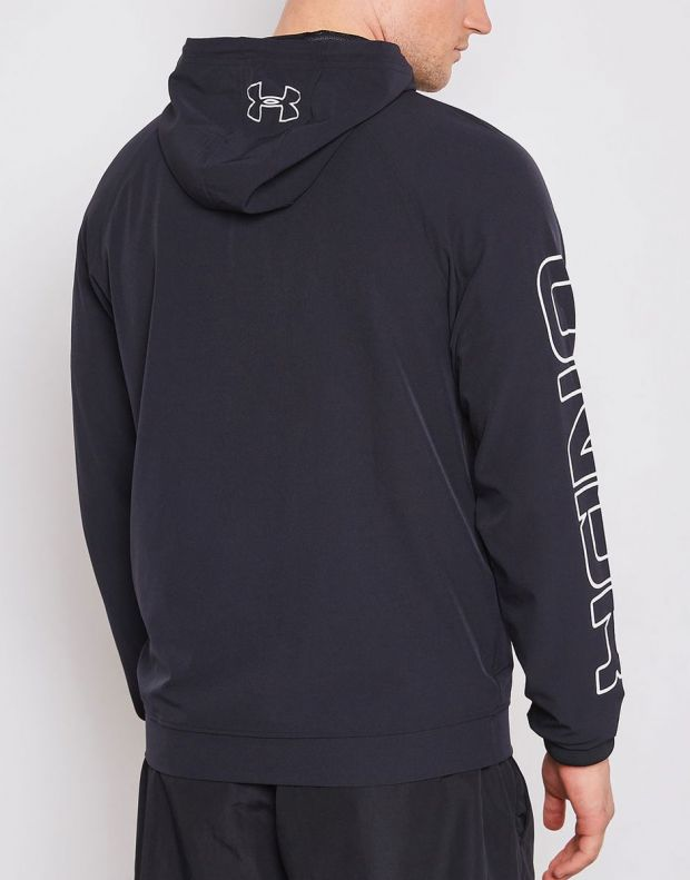 UNDER ARMOUR Baseline Woven Jacket - 1317413-001 - 2