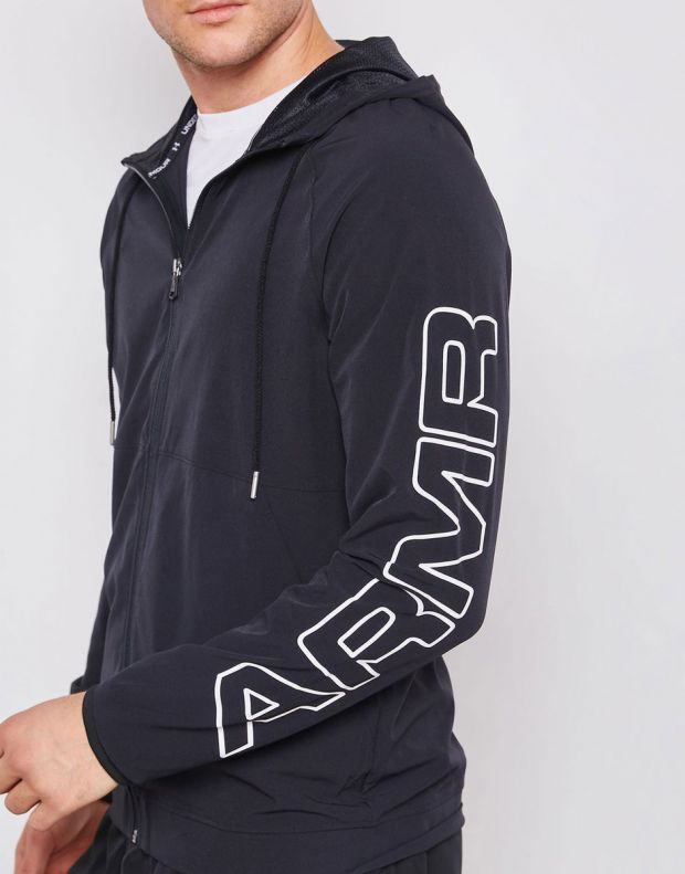UNDER ARMOUR Baseline Woven Jacket - 1317413-001 - 3