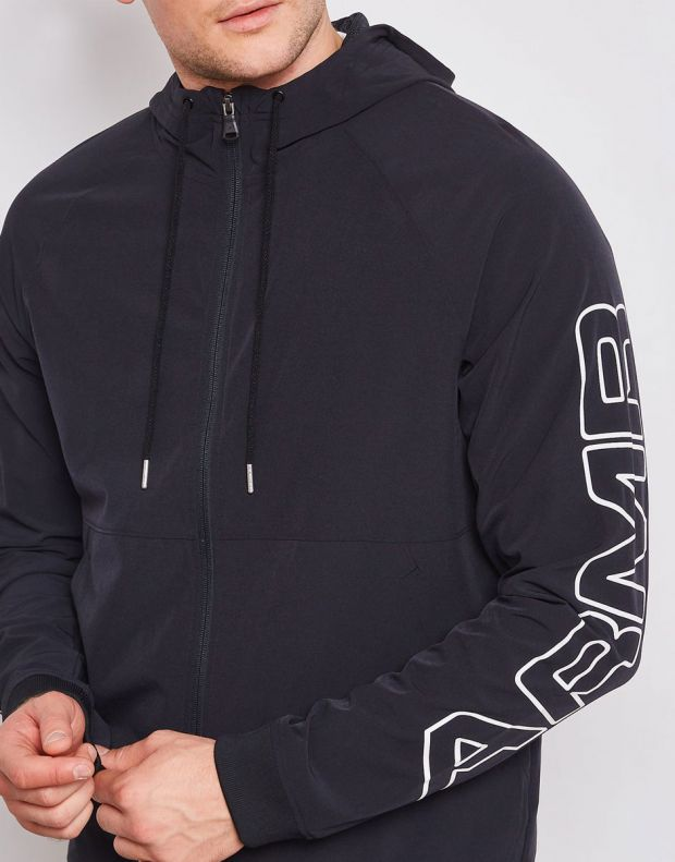UNDER ARMOUR Baseline Woven Jacket - 1317413-001 - 5