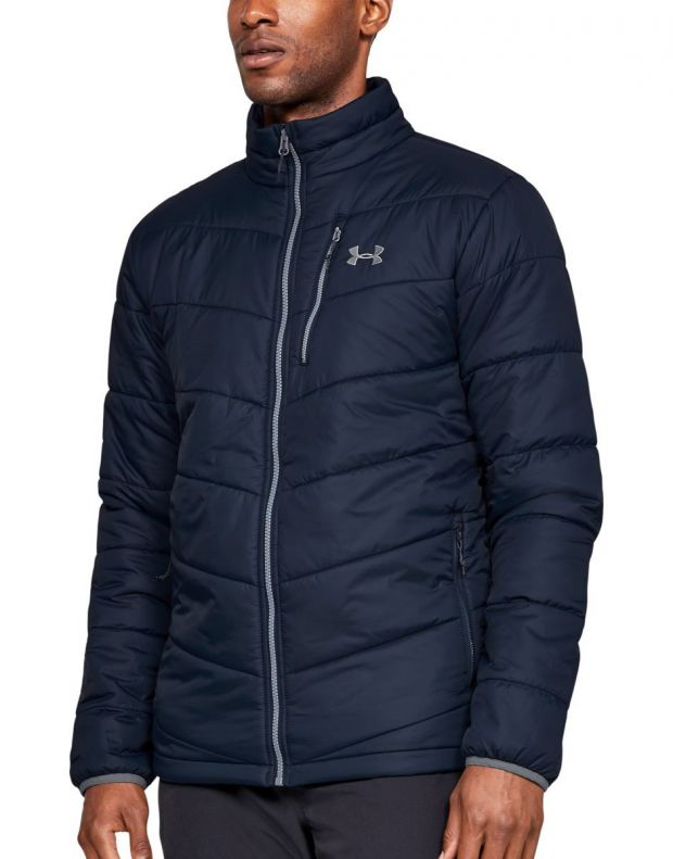 UNDER ARMOUR Cgi Thermal Jacket Navy - 1321437-408 - 1
