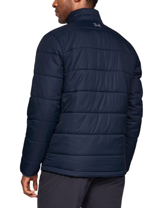 UNDER ARMOUR Cgi Thermal Jacket Navy - 1321437-408 - 2