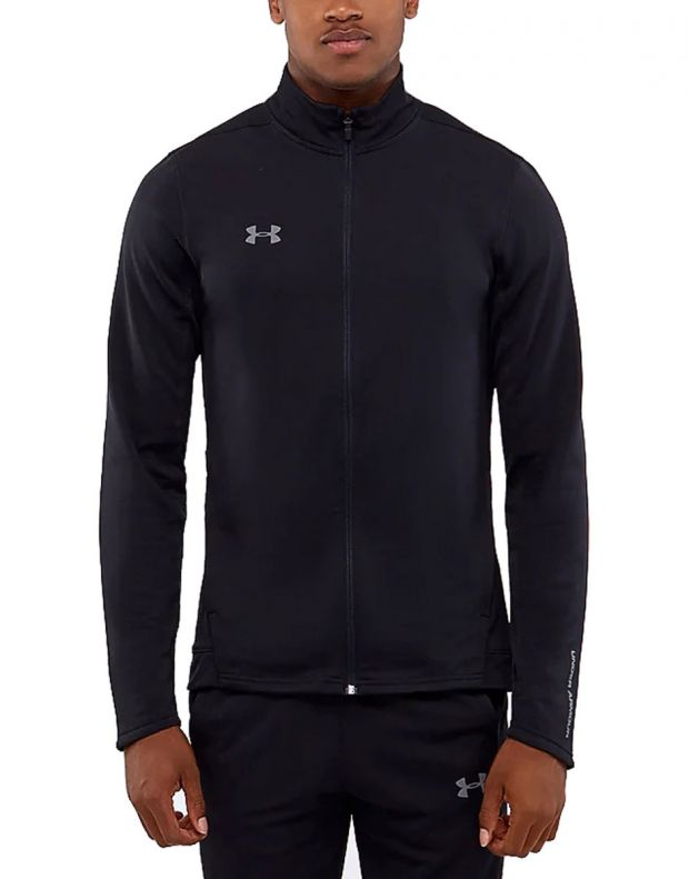 UNDER ARMOUR Challenger Knit Warm-Up Jacket - 1299934-001 - 1