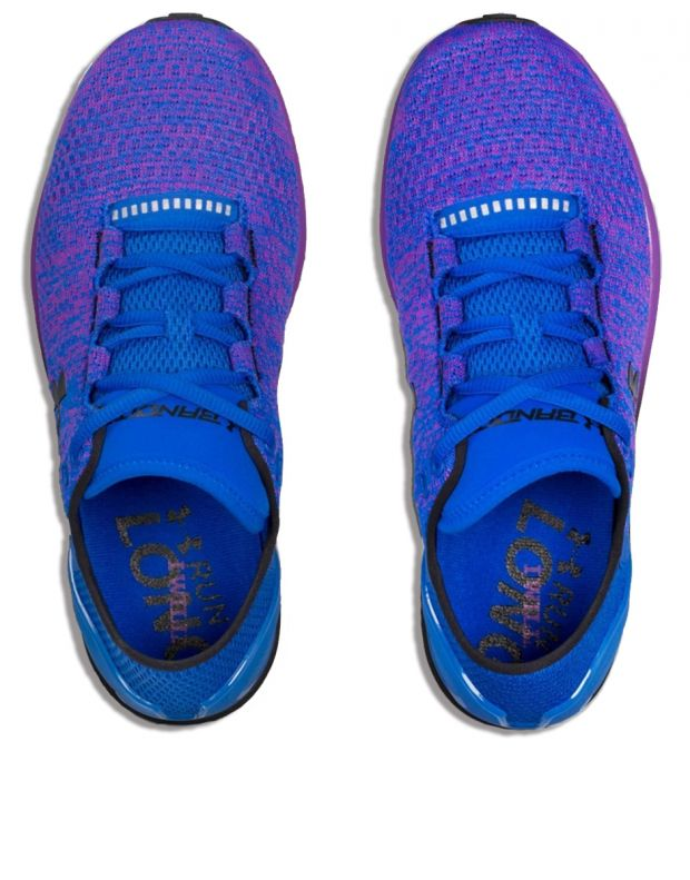 UNDER ARMOUR Charged Bandit Blue - 4