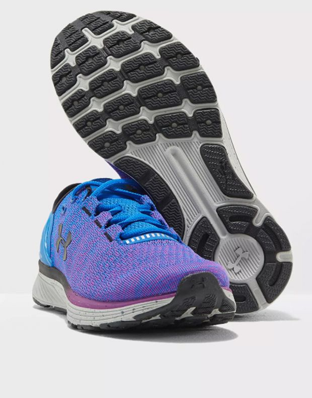 UNDER ARMOUR Charged Bandit Blue - 5