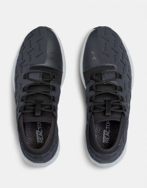 UNDER ARMOUR Charged Reactor Run Grey - 4