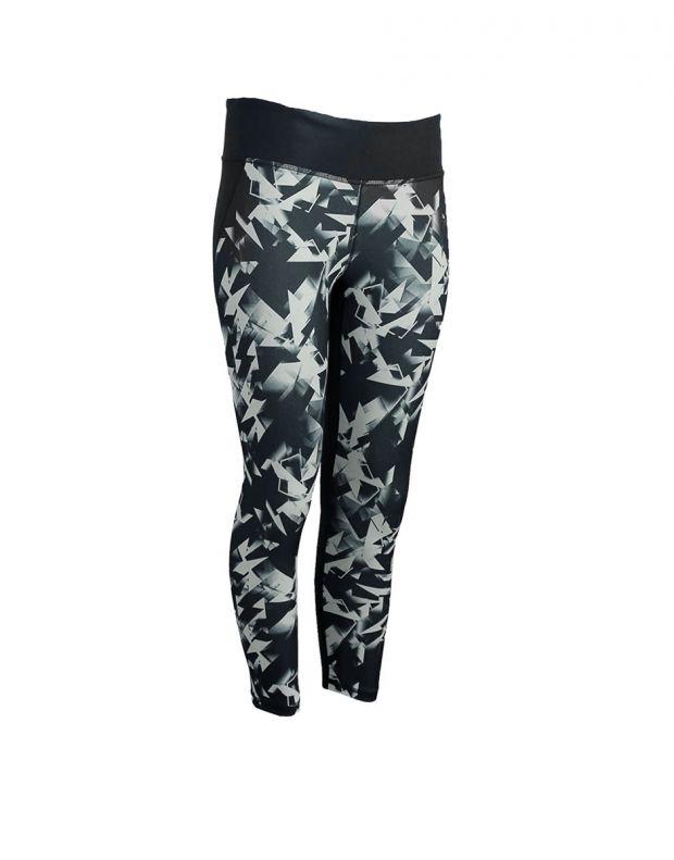 UNDER ARMOUR DFO Reflect Print Leggings Black - 1302153-003 - 1