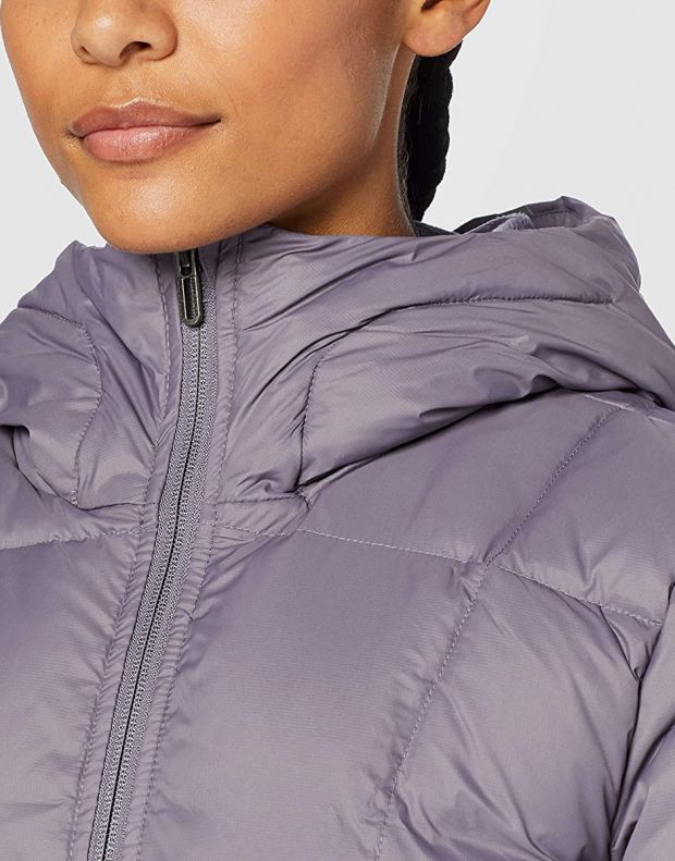 UNDER ARMOUR Down Hooded Jacket Grey - 1342814-033 - 4