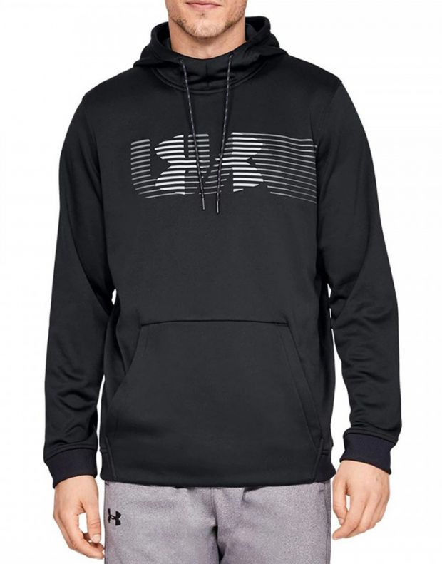 UNDER ARMOUR Fleece Spectrum Black - 1320748-001 - 1