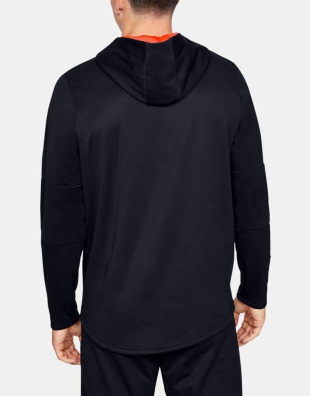 UNDER ARMOUR Gametime Fleece Hoodie Black - 1345214-001 - 2