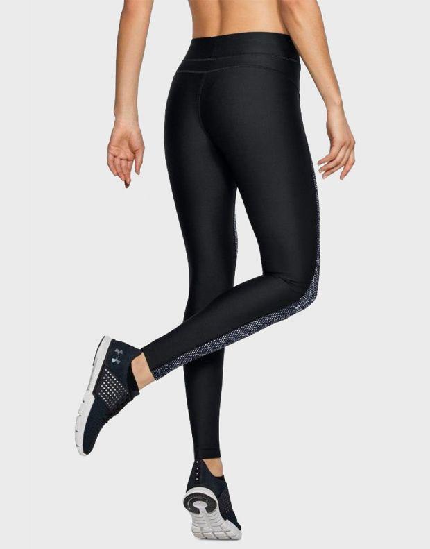 UNDER ARMOUR Heat Gear Printed Leggings Black - 1305428-001 - 2