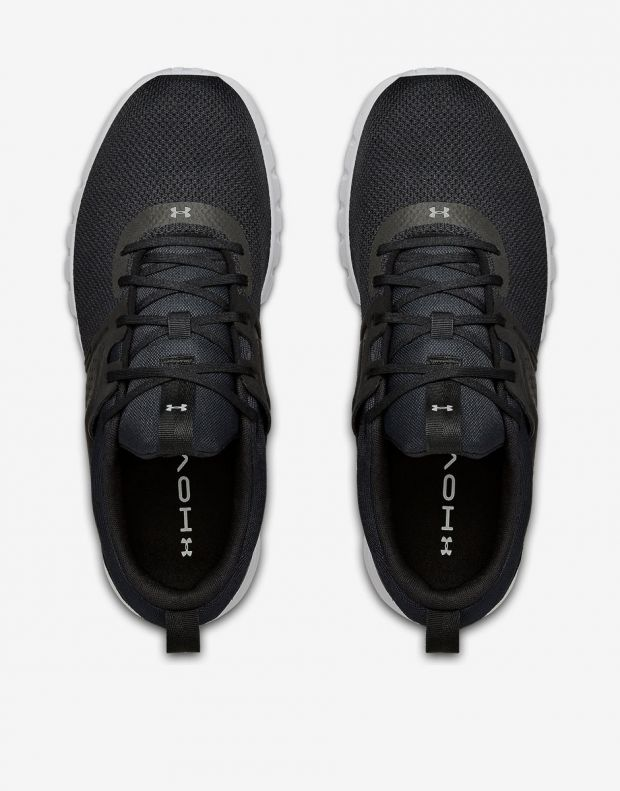 UNDER ARMOUR Hovr Ctw Sportstyle Black - 3022427-001 - 4