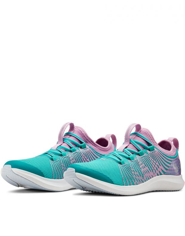 UNDER ARMOUR Infinity 2 Turquoise - 3