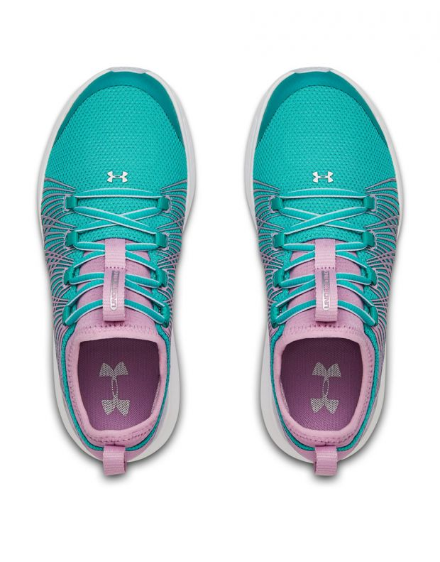 UNDER ARMOUR Infinity 2 Turquoise - 4