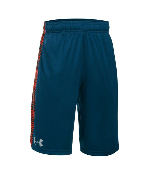 UNDER ARMOUR Junior's Eliminator Shorts - 1
