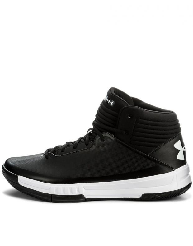 UNDER ARMOUR Lockdown 2 Shoes Black - 1