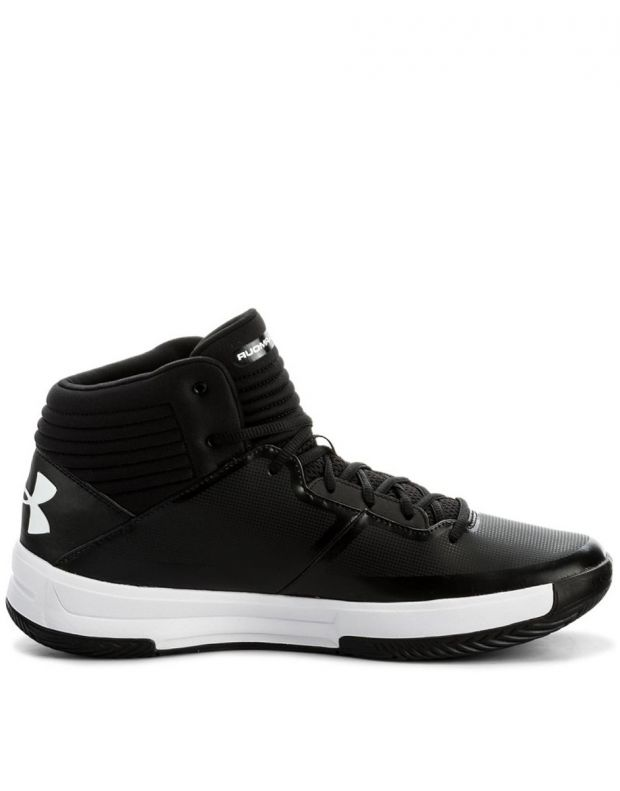 UNDER ARMOUR Lockdown 2 Shoes Black - 2