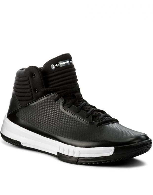 UNDER ARMOUR Lockdown 2 Shoes Black - 3