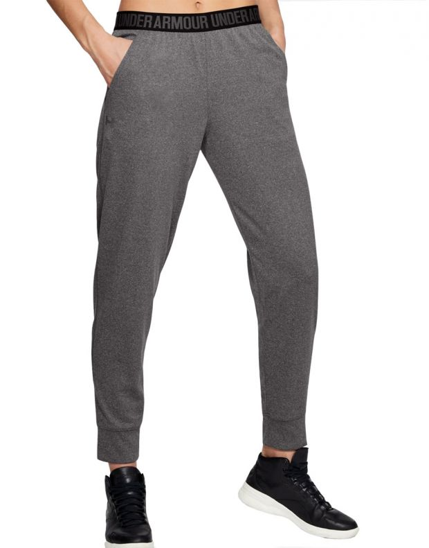 UNDER ARMOUR Play Up Pants Grey - 1318613-019 - 1