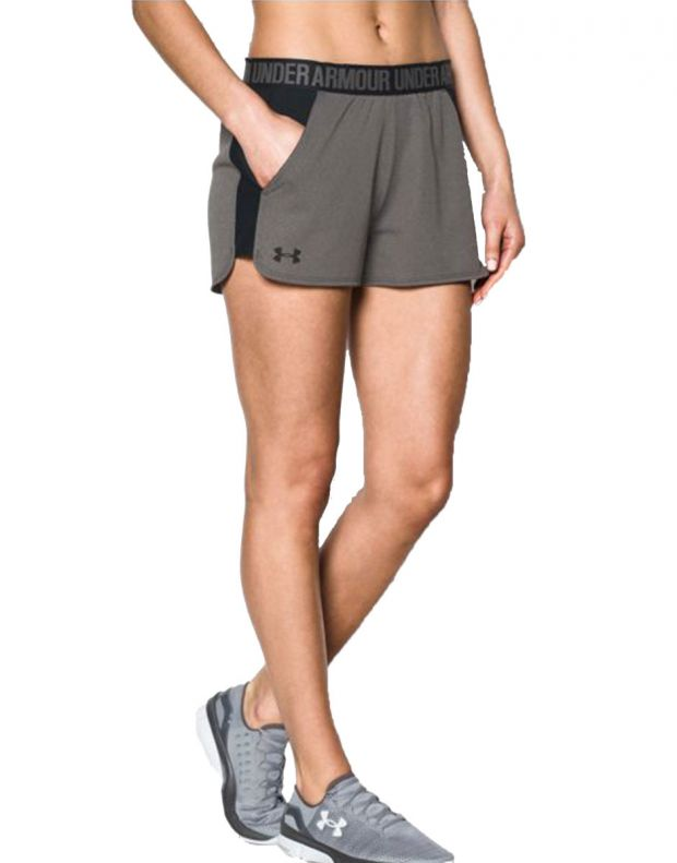 UNDER ARMOUR Play Up Short 2.0 Grey - 1