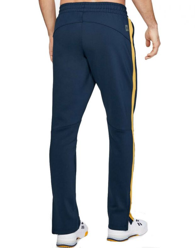 UNDER ARMOUR Project Rock Track Pant Navy - 2