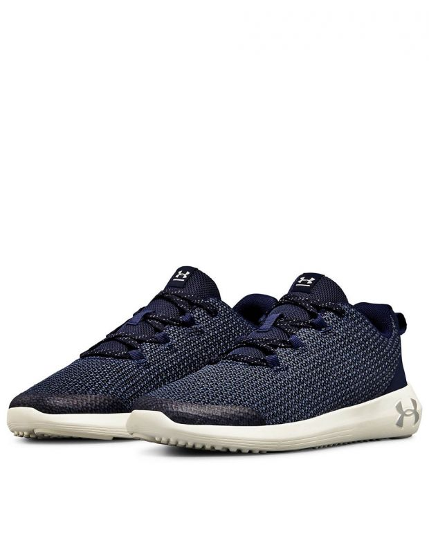 UNDER ARMOUR Ripple Shoes Navy - 3