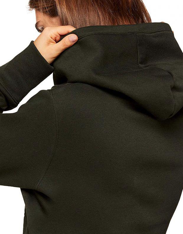UNDER ARMOUR Rival Fleece Logo Hoodie Green - 1321185-357 - 5