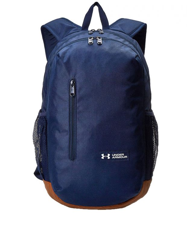 UNDER ARMOUR Roland Backpack Navy - 1327793-408 - 1