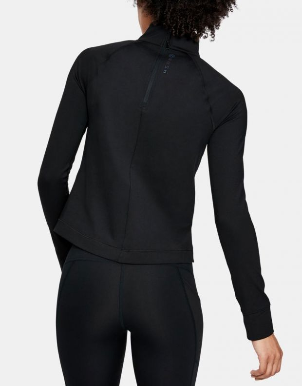 UNDER ARMOUR Rush Gold Gear Long Sleeve Black - 1344521-001 - 2
