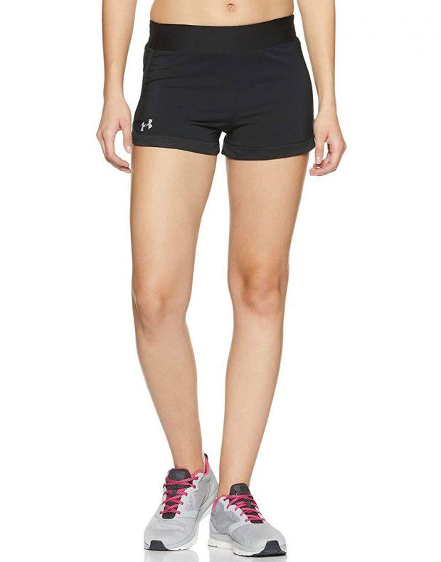 UNDER ARMOUR SpeedPocket Shorts Black - 1319509-001 - 1