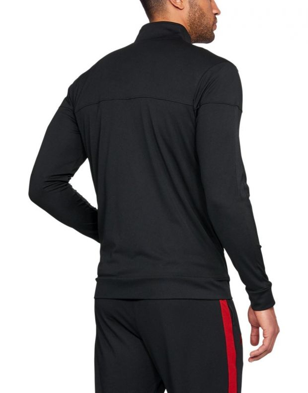 UNDER ARMOUR Sportstyle Pique All Black - 1313204-001 - 2
