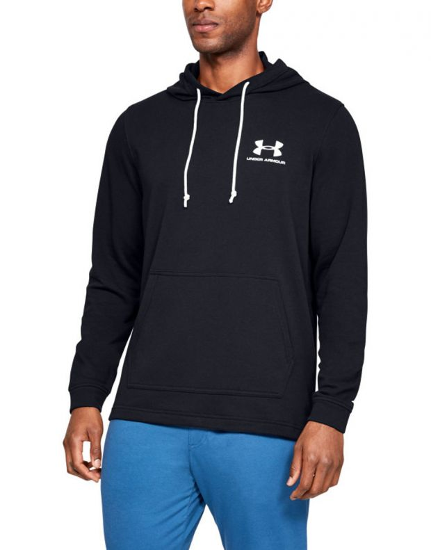 UNDER ARMOUR Sportstyle Terry Hoodie - 1329291-001 - 1