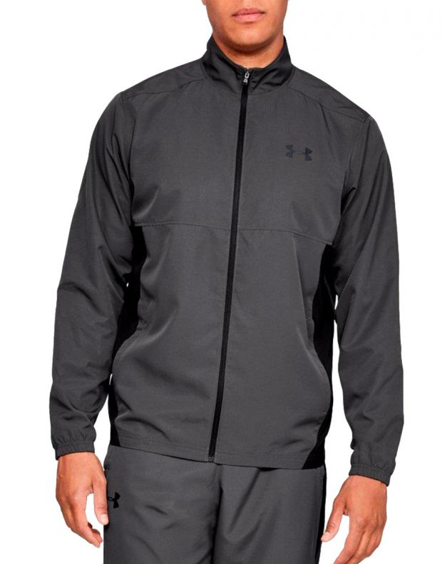 UNDER ARMOUR Sportstyle Woven Jacket Grey - 1320123-019 - 1